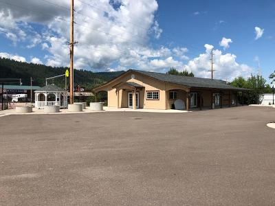 Lake County Commercial For Sale: 34306 Pow Wow Road