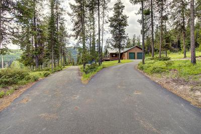 Whitefish Single Family Home For Sale: 5189 Star Meadow Road
