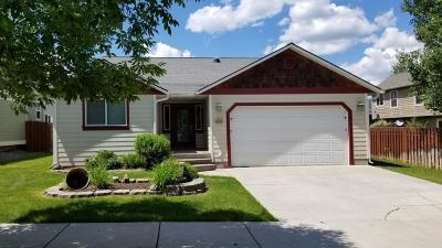 Missoula County Single Family Home For Sale: 6007 Coburg Lane