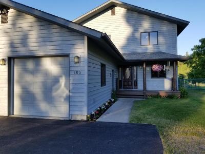 Whitefish Single Family Home For Sale: 105 Hueth Lane
