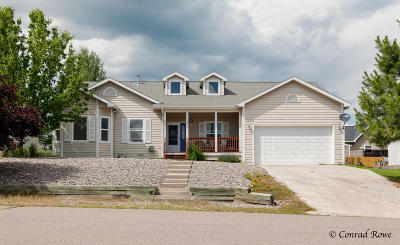 Bigfork Single Family Home For Sale: 152 Saddle Loop