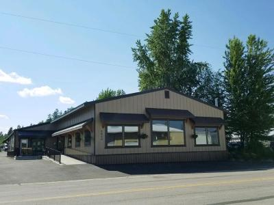 Whitefish Commercial Under Contract Taking Back-Up : 1828 Baker Avenue