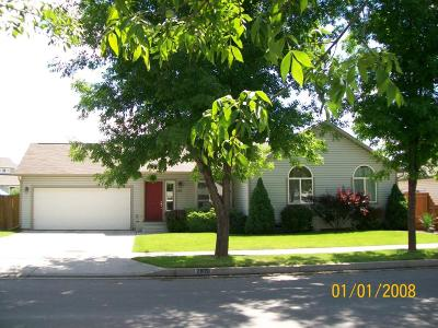Missoula County Single Family Home For Sale: 2820 Sheffield Drive