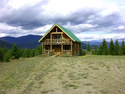 Trout Creek Single Family Home For Sale: 451 Marten Creek Road