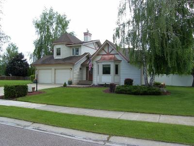 Kalispell Single Family Home Under Contract Taking Back-Up : 181 River View Drive