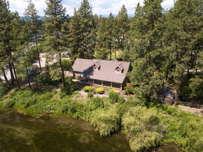 Kalispell Single Family Home For Sale: 221 Spring Creek Drive