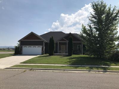 Stevensville Single Family Home For Sale: 300 Syringa Street