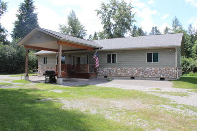 Lincoln County Single Family Home For Sale: 262 Indian Head Road