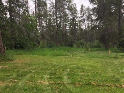 Flathead County Residential Lots & Land Under Contract Taking Back-Up : 155 Corbett Lane