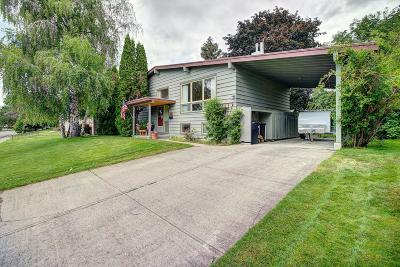 Kalispell Single Family Home Under Contract Taking Back-Up : 111 Sherwood Lane