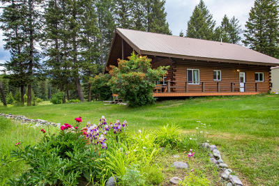 Whitefish, Olney Single Family Home For Sale: 10045 Us Hwy 93 North