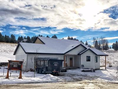 Missoula Single Family Home For Sale: 6922 Shaver Drive
