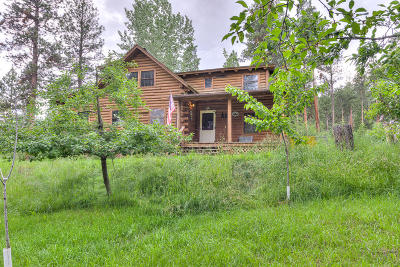 Stevensville Single Family Home For Sale: 625 Timber Trail