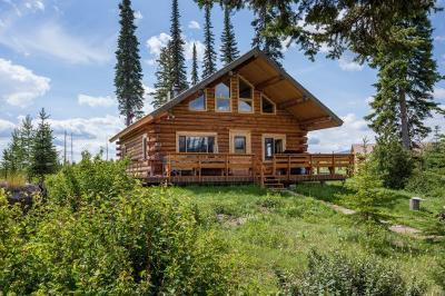 West Glacier, Polebridge Single Family Home Under Contract Taking Back-Up : 14940 Tepee Lake Camp