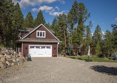 Lincoln County Single Family Home For Sale: Lot 2 Lake View Lane