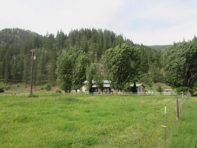 Clinton Single Family Home For Sale: 20320 Us Highway 10 East