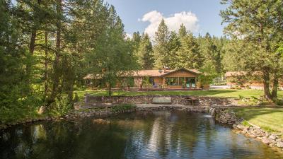 Bonner, Potomac Single Family Home For Sale: 5105 Twin Creek Road