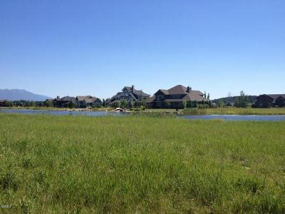 Whitefish Residential Lots & Land Under Contract Taking Back-Up : 3019 River Lakes Drive