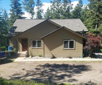 Kalispell Single Family Home For Sale: 829 White Basin Road
