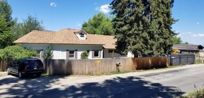 Single Family Home For Sale: 119 Big Corral Road