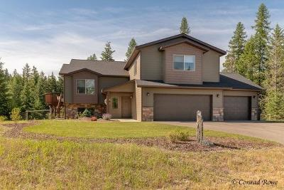 Columbia Falls, Hungry Horse, Martin City, Coram Single Family Home Under Contract Taking Back-Up : 188 Mountain Timbers Drive