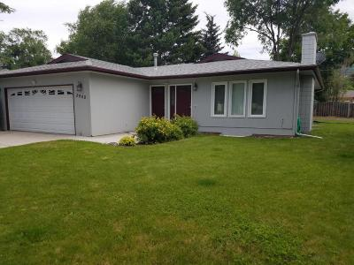Missoula Single Family Home For Sale: 2900 Harmony Court