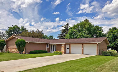 Missoula Single Family Home For Sale: 3817 Bellecrest Drive