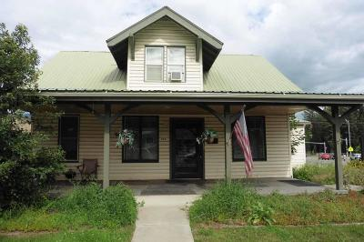 Lincoln County Single Family Home For Sale: 902 Main Avenue