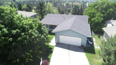 Missoula Single Family Home For Sale: 6319 Longview Drive