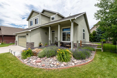 Missoula Single Family Home For Sale: 2708 Carnoustie Way