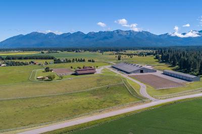 Bigfork Single Family Home For Sale: 6135 *old Montana Highway 35*