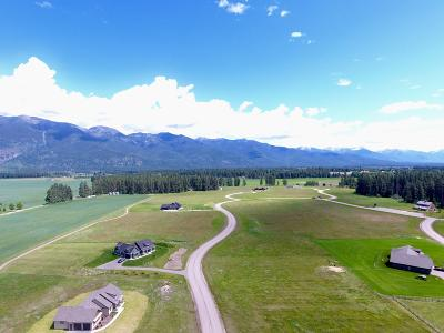Kalispell Residential Lots & Land For Sale: 743 Sweetgrass Ranch Road