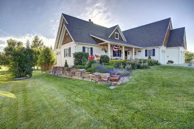 Polson Single Family Home For Sale: 211 Eagle Drive