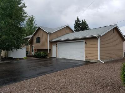 Columbia Falls Single Family Home For Sale: 161 1st Street East