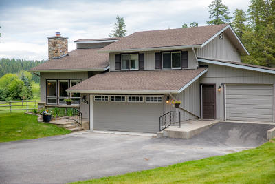 Whitefish Single Family Home For Sale: 304 Mallard Loop