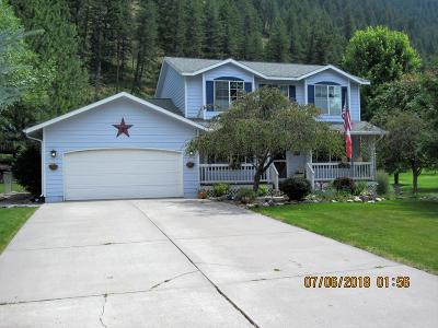 Bonner, Potomac Single Family Home For Sale: 280 Hellgate Drive