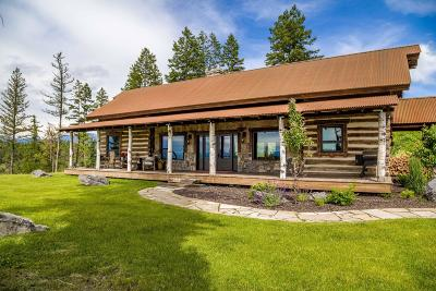 Bigfork Single Family Home For Sale: 1395 Bigfork Stage Road