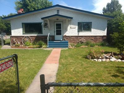 Missoula Single Family Home For Sale: 1862 South 14th Street West