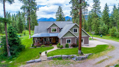 Flathead County Single Family Home For Sale: 340 Lindsey Lane