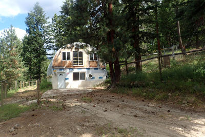 Frenchtown Single Family Home Under Contract Taking Back-Up : 19357 Houle Creek Road