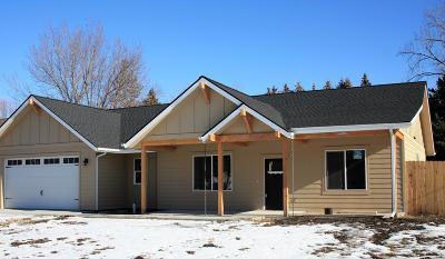 Stevensville Single Family Home For Sale: 214 Spring Street