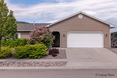 Kalispell Single Family Home For Sale: 2220 Ruddy Duck Drive
