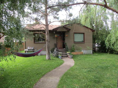 Missoula Multi Family Home For Sale: 345 West Central Avenue