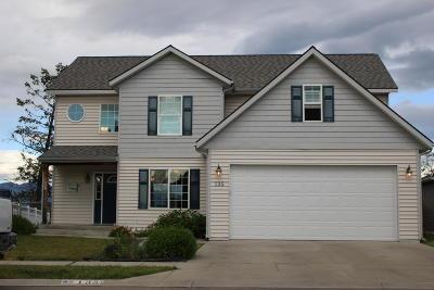 Kalispell Single Family Home For Sale: 135 Rimrock Court