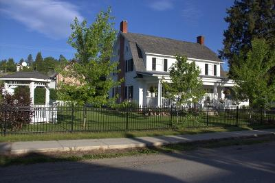 Lincoln County Single Family Home For Sale: 501 First Avenue East