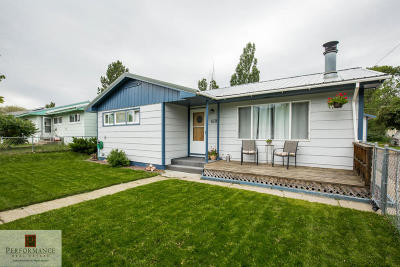 Columbia Falls Single Family Home For Sale: 610 6th Avenue West