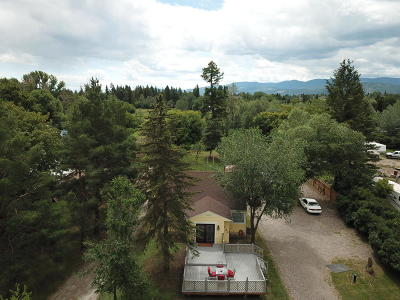 Kalispell Single Family Home Under Contract Taking Back-Up : 640 Conrad Drive