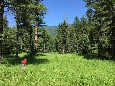 Columbia Falls Residential Lots & Land For Sale: Nhn Lucky Creek Lane