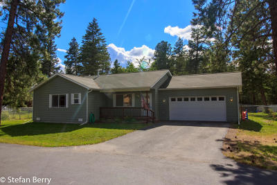 Flathead County Single Family Home For Sale: 44 Solberg Court