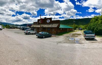 Lake County Commercial For Sale: 92637 Us Highway 93